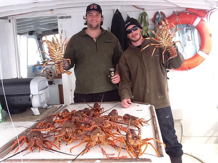 crayfish