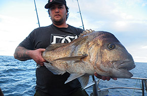 Big Snapper Fishing